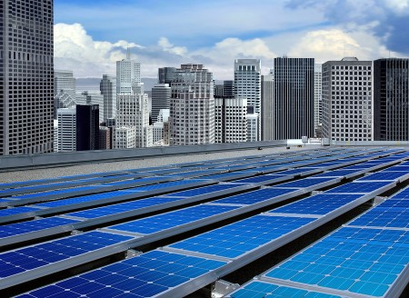 San Diego Commercial Solar Energy Systems Rooftop Installation